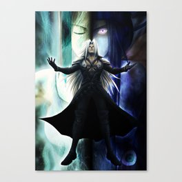 Sephiroth - Mother Canvas Print