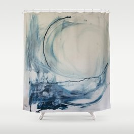 Eve Of Destruction Shower Curtain