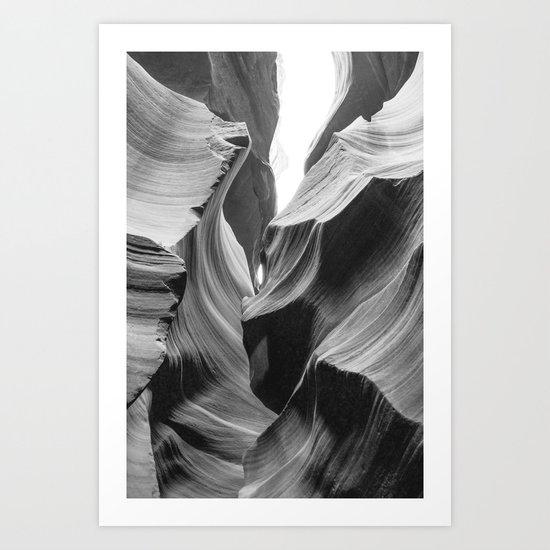ANTELOPE CANYON / Arizona Desert by iiixvi