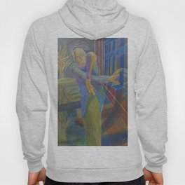J in the dragon house Hoody
