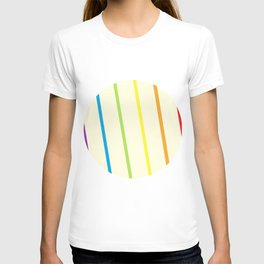 Finding the Rainbow T-shirt