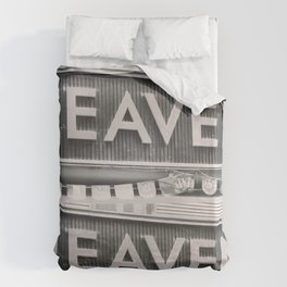 Heaven Duvet Cover