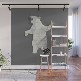 Trapped Wall Mural