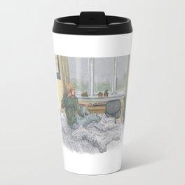 cloud control Travel Mug