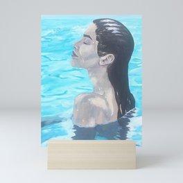 Bliss at Sea Mini Art Print