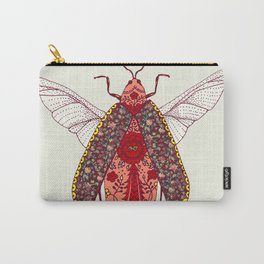 bohemian bug Carry-All Pouch