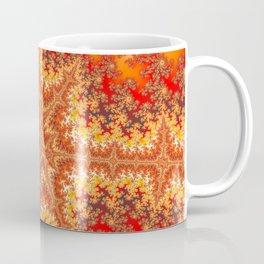Fractal Starburst Coffee Mug