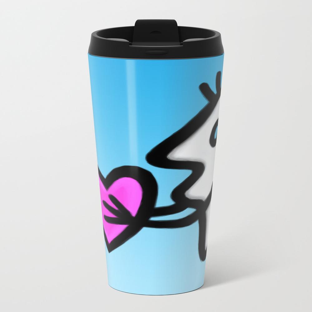 Moar Love Travel Mug TRM8676285