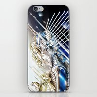 sci fi iPhone & iPod Skins featuring Sci-Fi Series 1 by eos vector