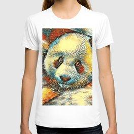 AnimalArt_Panda_20170601_by_JAMColorsSpecial T-shirt