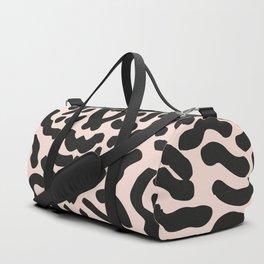 BRUSHED LINES Duffle Bag