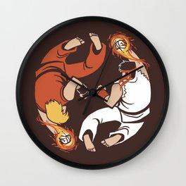 Super Yin Yang Wall Clock