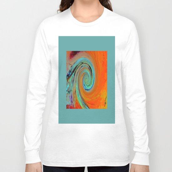 Head Spin Long Sleeve T-shirt