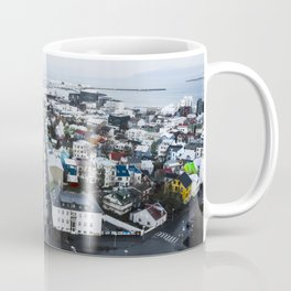 Reykjavik, Iceland Coffee Mug