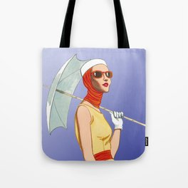 My Umbrella Tote Bag
