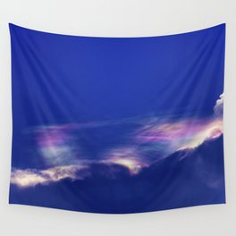 Fire Rainbow Wall Tapestry