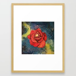 There Are Other Worlds Than These Framed Art Print