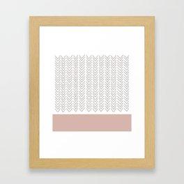 Coit Pattern 18 Framed Art Print