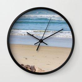 Lone Rock Beach Wall Clock