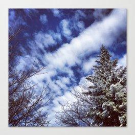 Sky High-1 Canvas Print