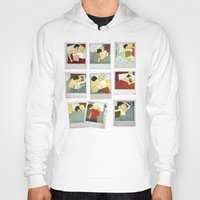 grantaire Hoodies featuring Mornings_e/R by MAURATG