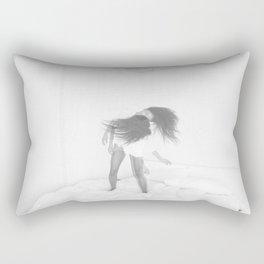 Room Temperature Water Tastes Better Rectangular Pillow