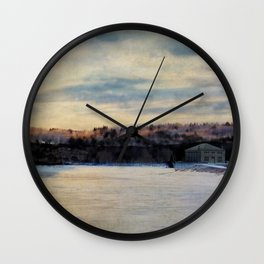To Dream Wall Clock