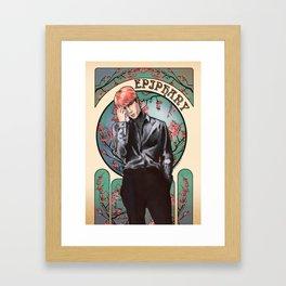 our_epiphany Framed Art Print