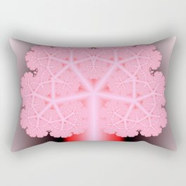 Tree of life pink Rectangular Pillow