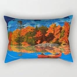 Algonquin Colours Rectangular Pillow