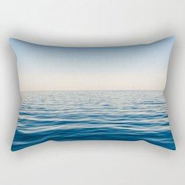 Far Out Rectangular Pillow