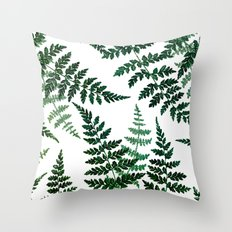Botanical Bliss #society6 #decor #buyart Throw Pillow