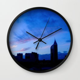 Lisbon Expo 4 Wall Clock