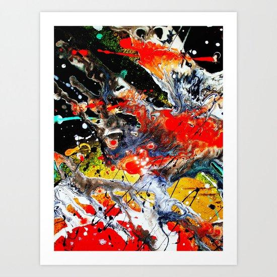 Nr. 541 Art Print