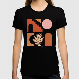Abstraction_SHAPES_Architecture_Minimalism_002 T-shirt