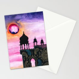 Rajasthan Sunset Stationery Cards
