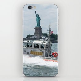Coast Guard and Liberty iPhone Skin