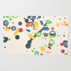 Crayon Love: Splatter This Rug