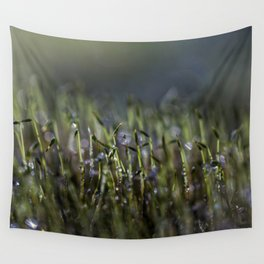 morning gathering Wall Tapestry