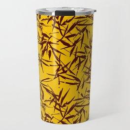 JUNGLIA PALM GOLD Travel Mug