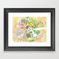 wedding Framed Art Print