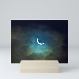 Solar Eclipse Mini Art Print