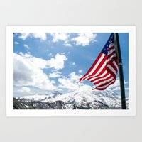 american Art Prints featuring American by Dana Brown
