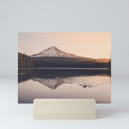 Wild Mountain Sunrise Mini Art Print