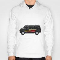 van Hoodies featuring Classic Van by Eyes Wide Awake