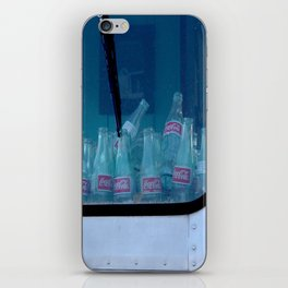 Empty Bottles Empty Dreams iPhone Skin