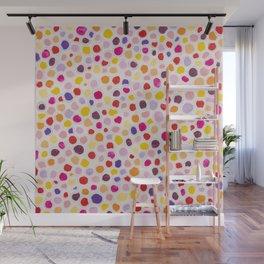 Dots 2 Painting Wall Mural