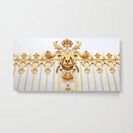 Gates of Versailles  Metal Print