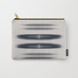 Almost Cozy glitch Carry-All Pouch