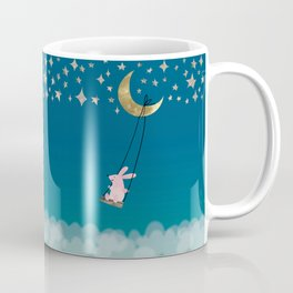 Swingin' with the Moon Coffee Mug